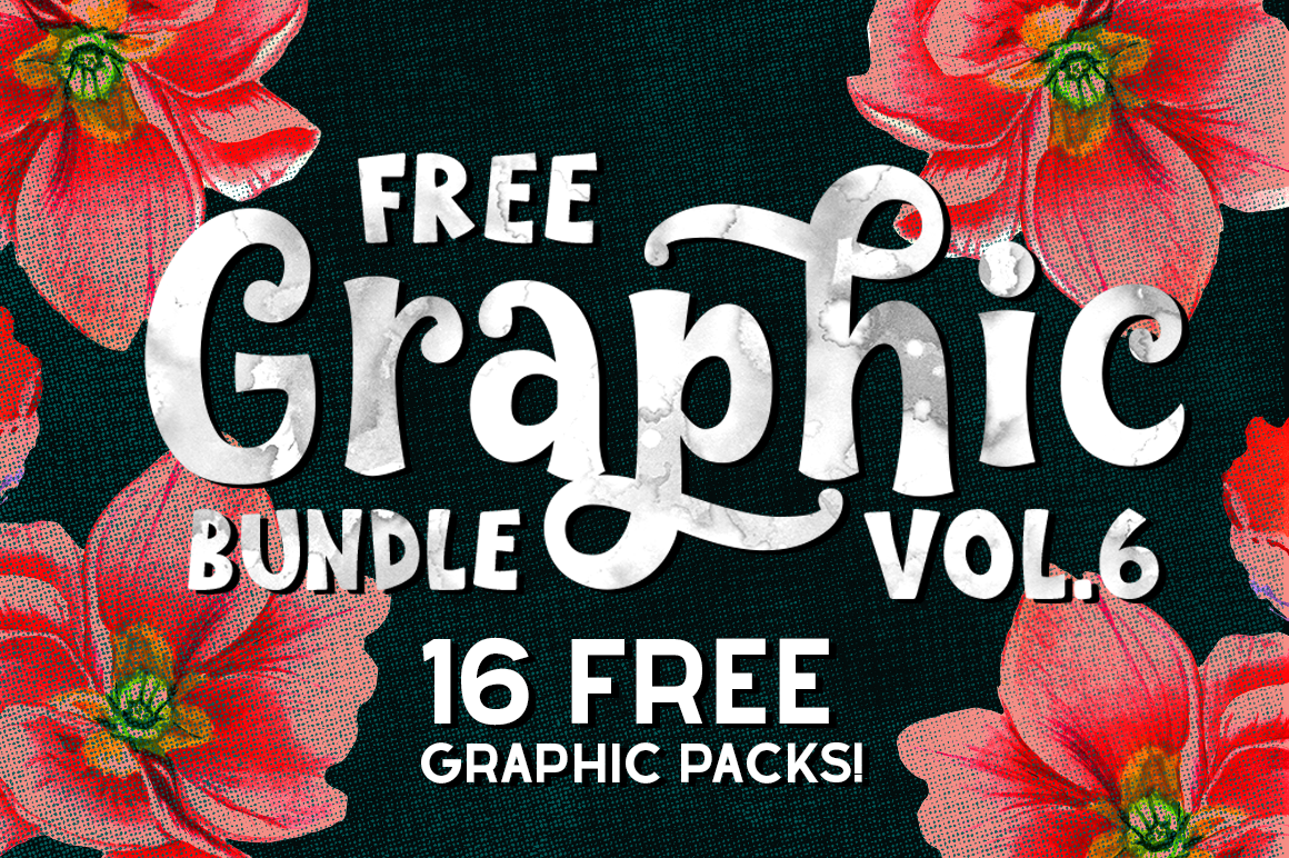 Download Free Free Graphic Bundle Vol 6 Bundle Creative Fabrica for Cricut Explore, Silhouette and other cutting machines.