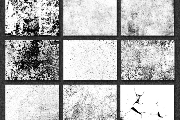 110 Distressed Grunge Textures Pack Graphic Textures By Yurlick - Image 8