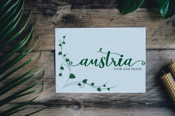 Print on Demand: Kastella Script & Handwritten Font By Natural Ink - Image 3
