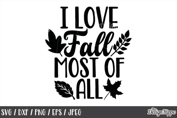 Download Free Autumn Fall Bundle Graphic By Thedesignhippo Creative Fabrica for Cricut Explore, Silhouette and other cutting machines.