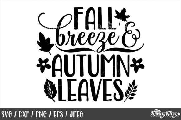 Download Free Autumn Fall Bundle Grafico Por Thedesignhippo Creative Fabrica for Cricut Explore, Silhouette and other cutting machines.