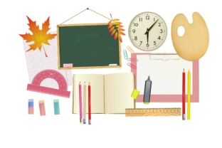 Back to School Clipart Graphic By retrowalldecor