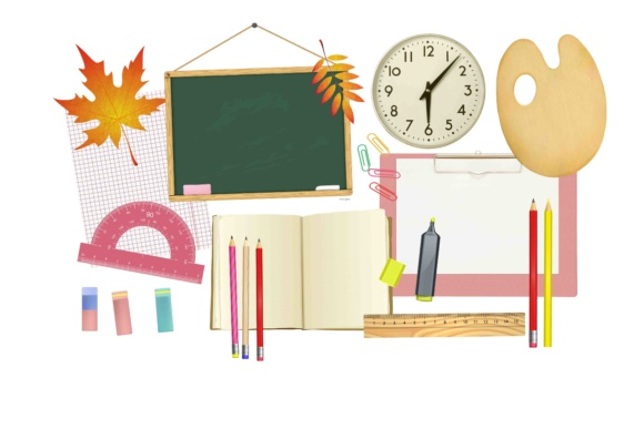 Print on Demand: Back to School Clipart Graphic Illustrations By retrowalldecor