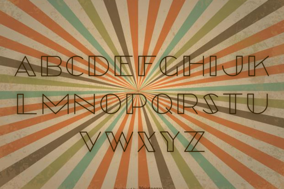 Print on Demand: Better Decorative Font By vladimirnikolic - Image 2