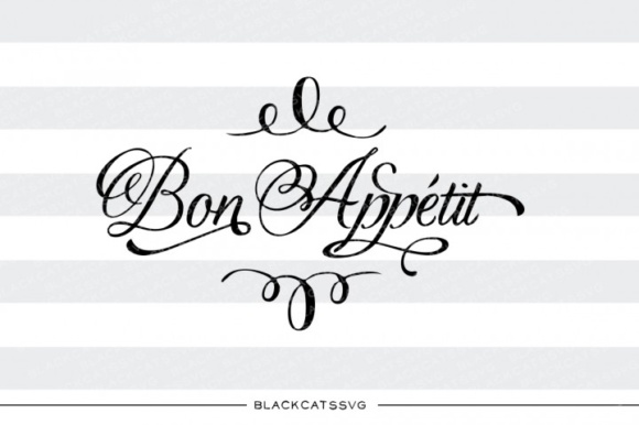 Bob Appetit Graphic Crafts By BlackCatsMedia - Image 1