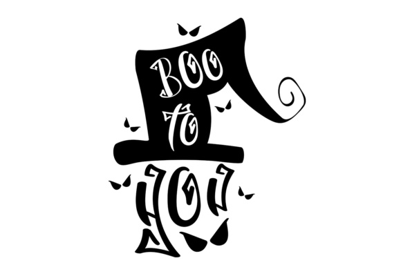 Boo to You! Graphic Crafts By Illustrator Guru