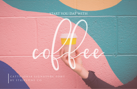 Cattalonia Font By Pen Culture Image 3