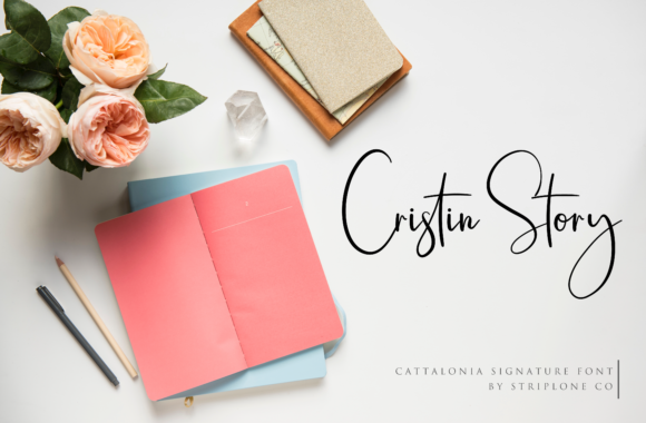 Cattalonia Font By Pen Culture Image 7