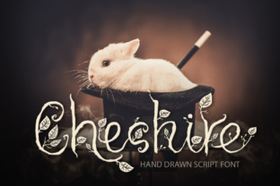 Cheshire Font By Red Ink