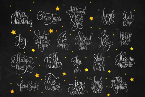 Print on Demand: Christmas Memories. Big Graphic Set. Graphic Illustrations By Red Ink - Image 12