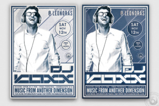 Dj Guest Flyer Template V4 Graphic By ThatsDesignStore