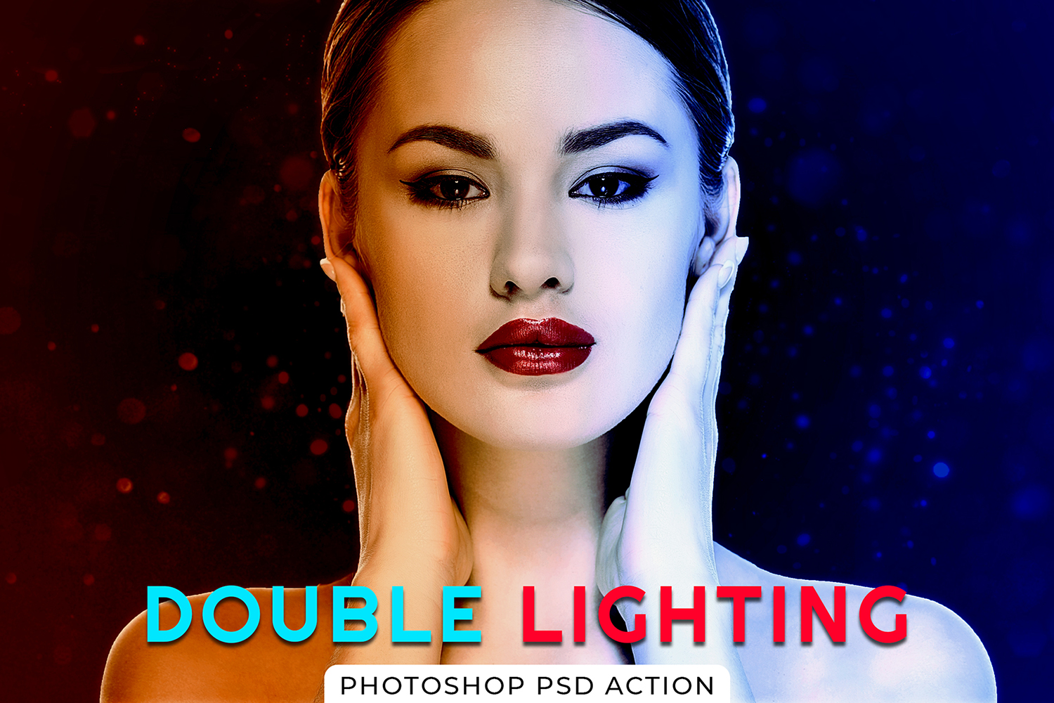 Download Free Double Lighting Photoshop Psd Action Graphic By Creative Tacos for Cricut Explore, Silhouette and other cutting machines.