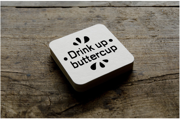 Download Free Drink Up Buttercup Svg Cut File By Creative Fabrica Crafts for Cricut Explore, Silhouette and other cutting machines.