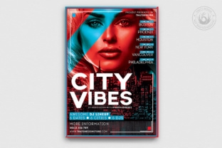 Electro Flyer Template V3 Graphic By ThatsDesignStore