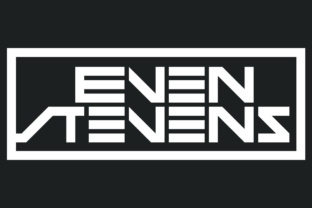Print on Demand: Even Stevens Display Font By Chequered Ink