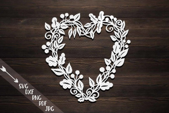 Fall Wreath Svg Graphic Crafts By Cornelia