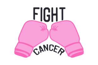 Fight Cancer Cancer Awareness Craft Cut File By Creative Fabrica Crafts