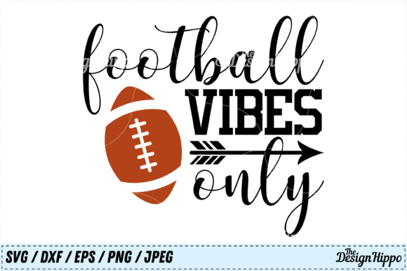 Football SVG Bundle Graphic By thedesignhippo Image 11