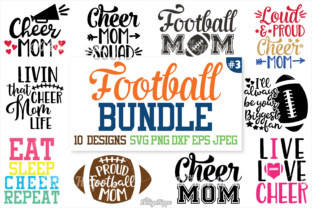 Football SVG Bundle Graphic By thedesignhippo