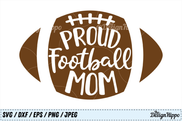 Football SVG Bundle Graphic By thedesignhippo Image 6