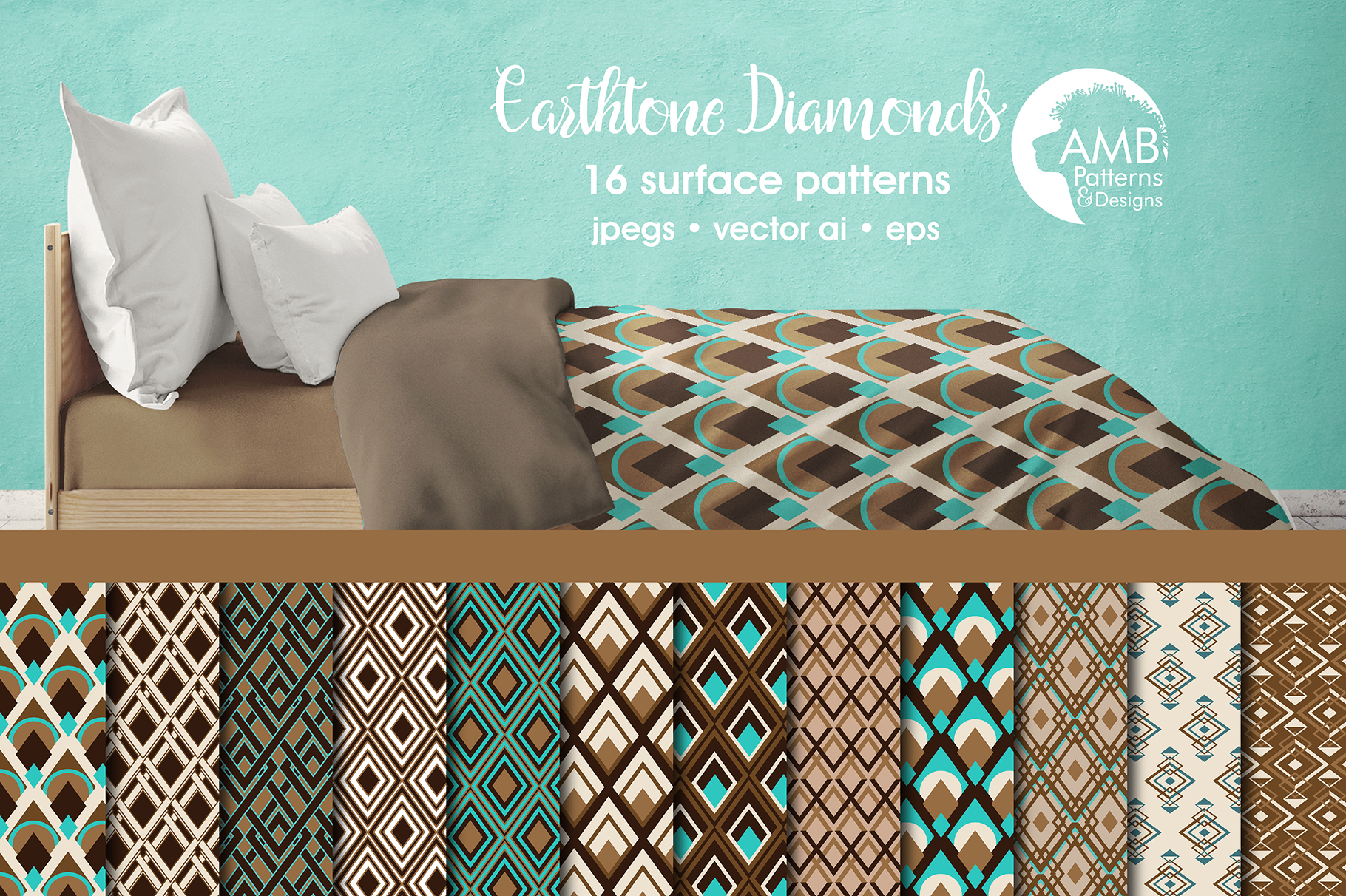 Download Free Geometric Papers Graphic By Ambillustrations Creative Fabrica for Cricut Explore, Silhouette and other cutting machines.