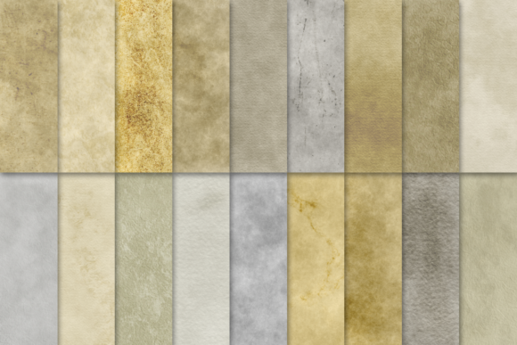 Print on Demand: Grungy Papers Graphic Textures By JulieCampbellDesigns - Image 2
