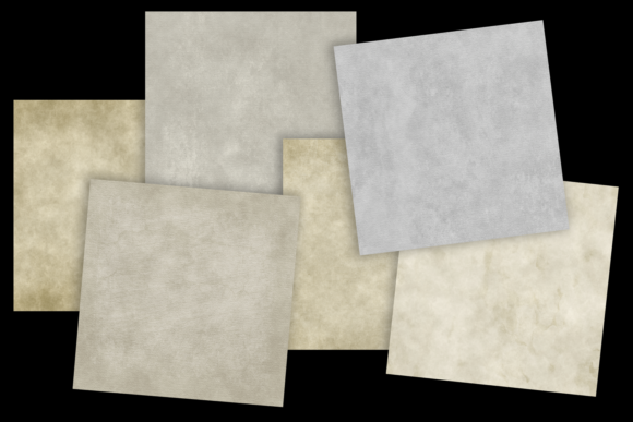 Print on Demand: Grungy Papers Graphic Textures By JulieCampbellDesigns - Image 5