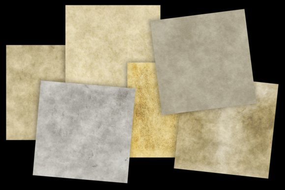 Print on Demand: Grungy Papers Graphic Textures By JulieCampbellDesigns - Image 6