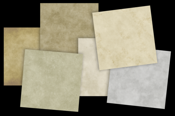 Print on Demand: Grungy Papers Graphic Textures By JulieCampbellDesigns - Image 7