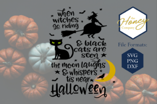 Download Free Halloween Poem Grafico Por The Honey Company Creative Fabrica for Cricut Explore, Silhouette and other cutting machines.