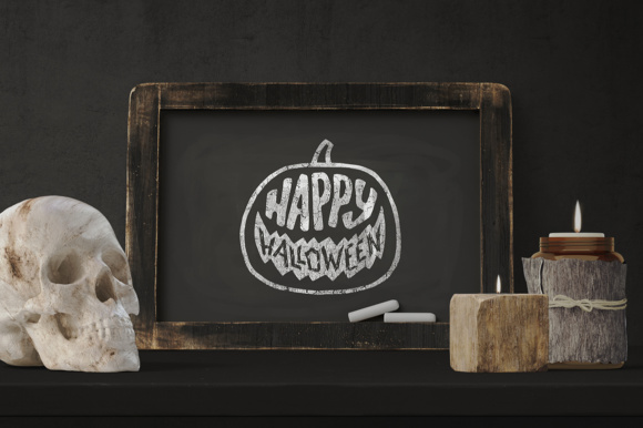 Halloween Decorative Elements Graphic Illustrations By Yurlick - Image 5