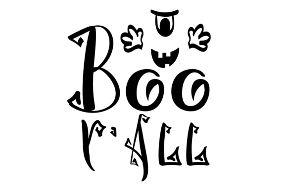 Halloween Svg Boo Y'All