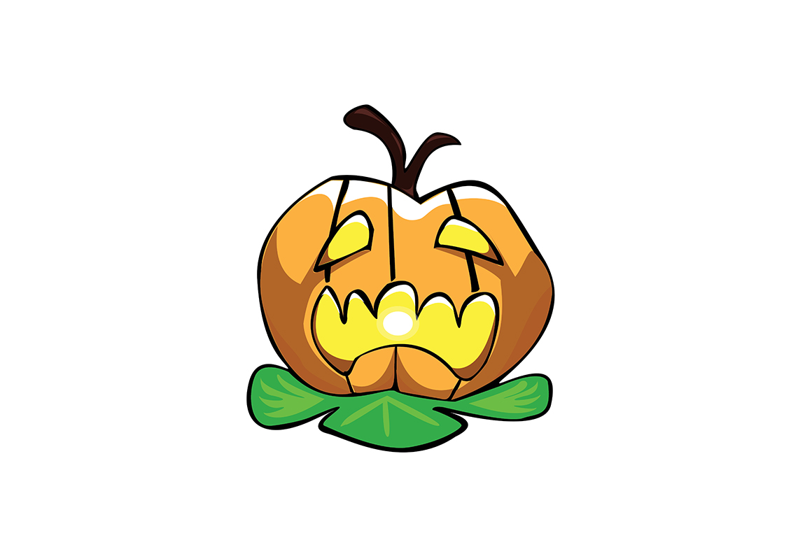 Download Free Hallowen Vector Pumkin Grafico Por Rfg Creative Fabrica for Cricut Explore, Silhouette and other cutting machines.