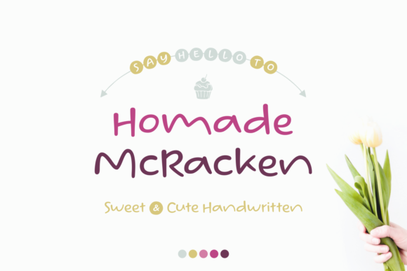 Print on Demand: Homade McRacken Script & Handwritten Font By Situjuh