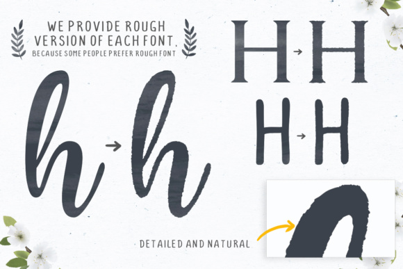 Honey Butter Trio Font By Lettersiro Co. Image 17