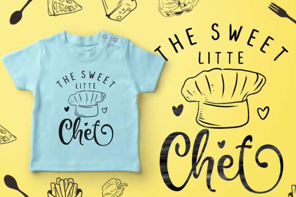 Honey Butter Trio Font By Lettersiro Co. Image 19