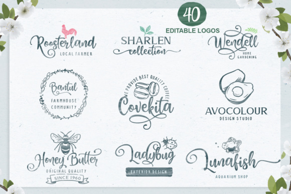Print on Demand: Honey Butter Trio Script & Handwritten Font By Lettersiro Co. - Image 3