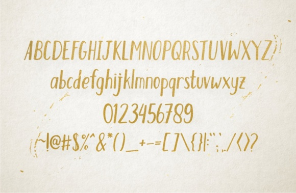 Print on Demand: Humble Script & Handwritten Font By Goodware.Std - Image 4
