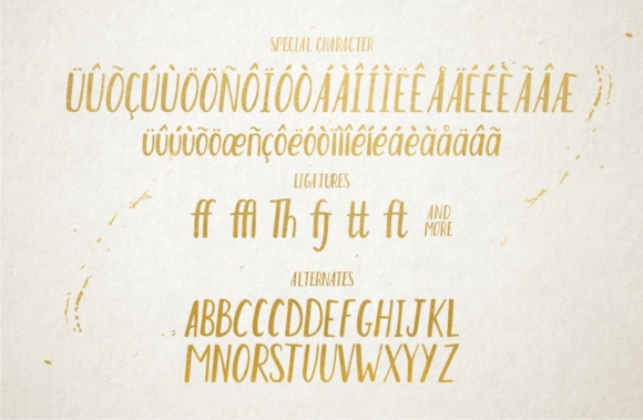 Print on Demand: Humble Script & Handwritten Font By Goodware.Std - Image 5