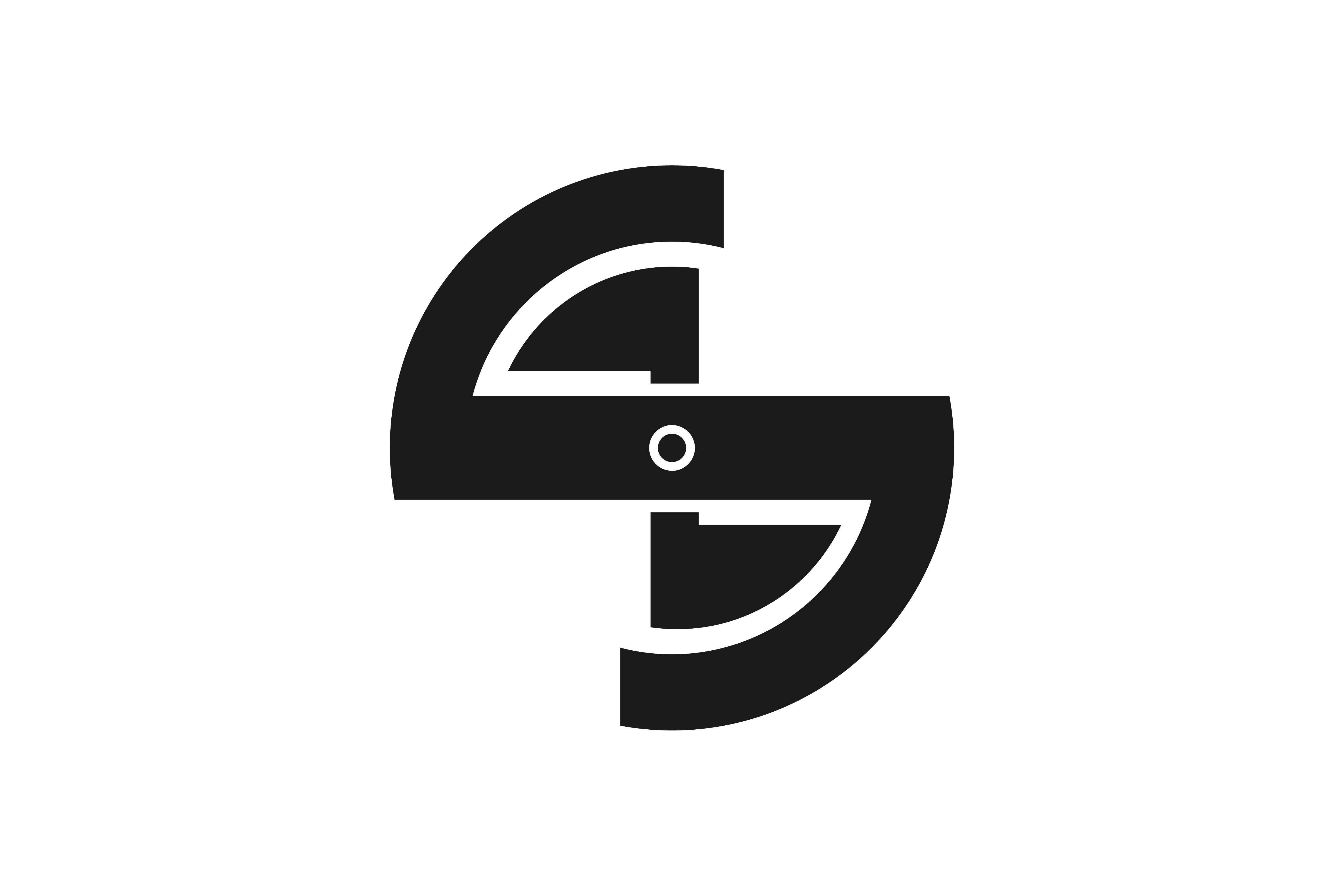 Download Free Initial Letter S And Propeller Logo Designs Inspiration Vector for Cricut Explore, Silhouette and other cutting machines.