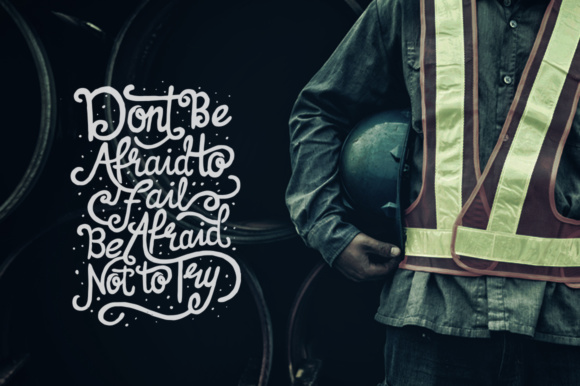 Inspirational Quotes Lettering Graphic Crafts By Weape Design - Image 9