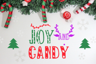 Download Free Joy And Candy Font By Lickable Pixels Creative Fabrica for Cricut Explore, Silhouette and other cutting machines.