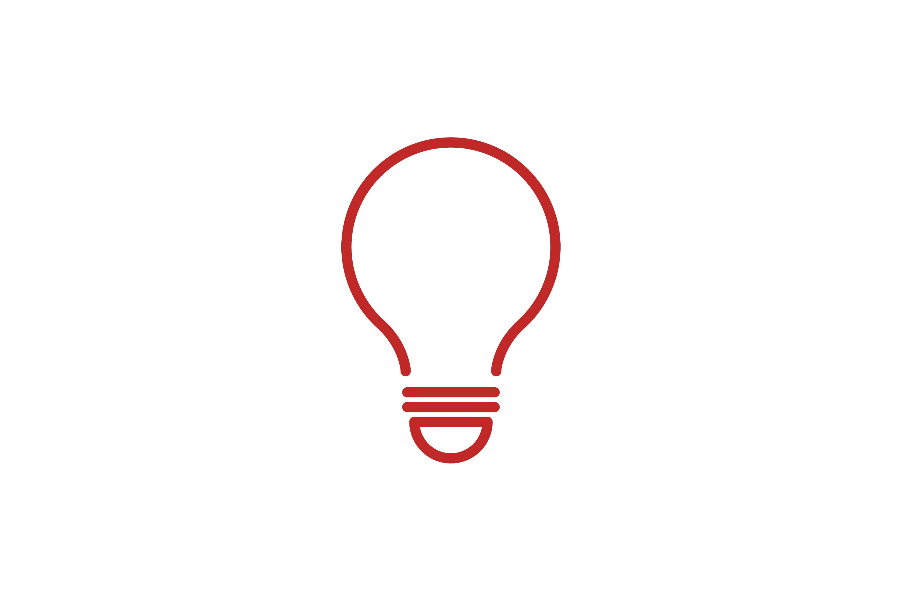 Download Free Lamp Bulb Logo Design Inspiration Graphic By Yahyaanasatokillah for Cricut Explore, Silhouette and other cutting machines.