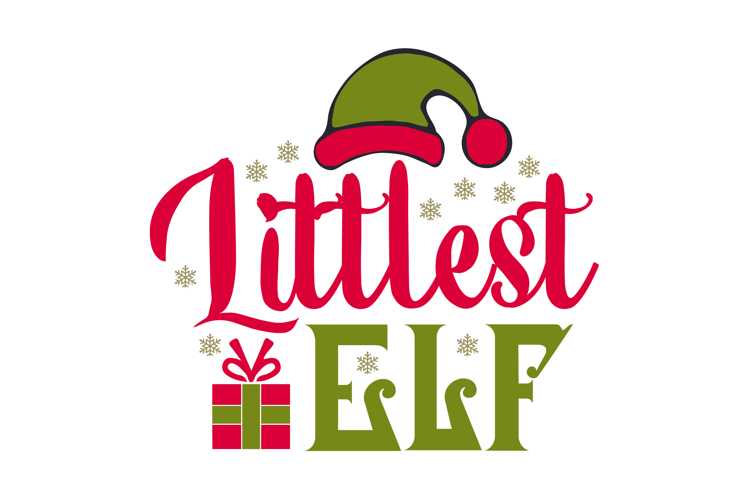 Download Free Littlest Elf Svg Cut File By Creative Fabrica Crafts Creative for Cricut Explore, Silhouette and other cutting machines.