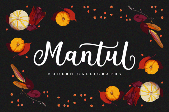 Print on Demand: Mantul Script & Handwritten Font By Rifki (7ntypes)