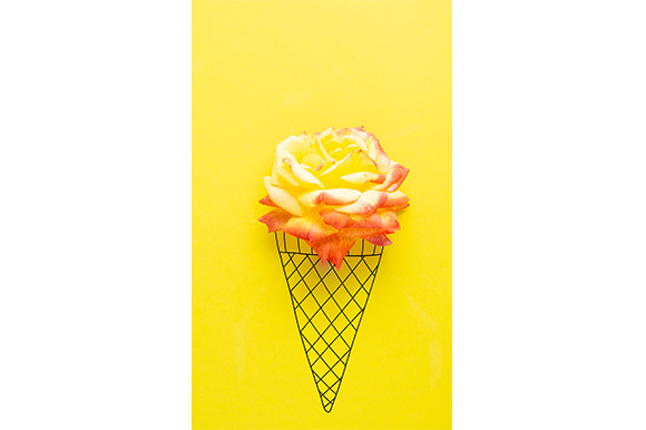 Nature Sweet Graphic Food & Drinks By Sasha_Brazhnik