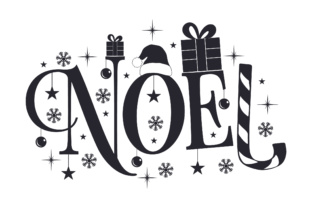 Noel Christmas Craft Cut File By Creative Fabrica Crafts 2