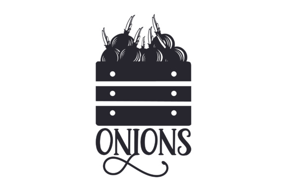ONIONS Craft Design By Creative Fabrica Crafts