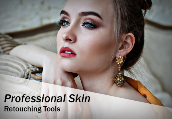 Print on Demand: Professional Skin Retouching Tools Graphic Brushes By Eldamar Studio