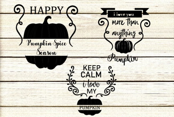 Download Free Pumpkin Quotes Bundle Graphic By Design Haul Creative Fabrica SVG Cut Files